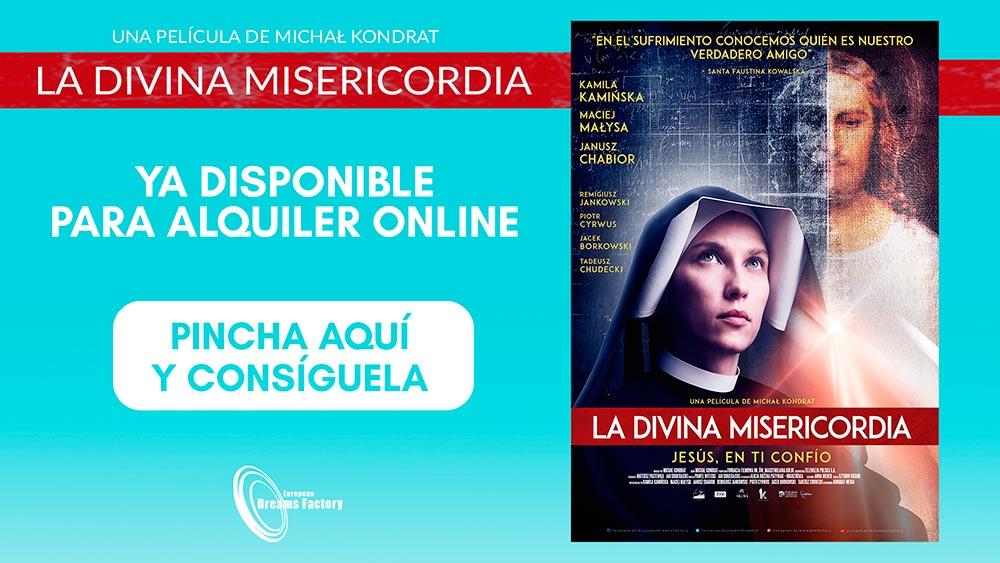 LA DIVINA MISERICORDIA 25 de Diciembre estreno online