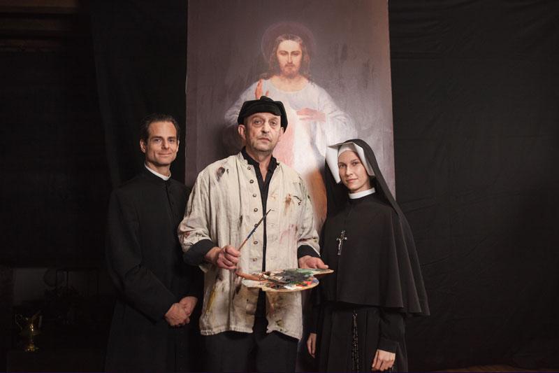 La Divina Misericordia - Imagenes Pelicula 3