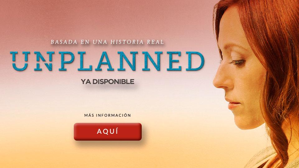 UNPLANNED 13 de Noviembre estreno online