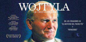 Wojtyla, portada película